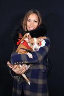 Leona Lewis at The Hopefield Animal Sanctuary