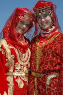 Turkish National Dress