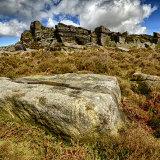 Grit Stone Outcrop