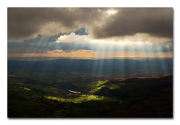 Kentmere Sunburst
