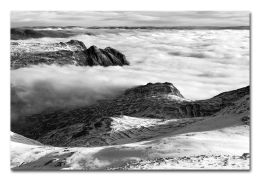 A Sea Of Cloud In Langdale