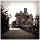 Jerwood Library, Trinity Hall, Cambridge.