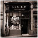 I.J. Mellis Cheese Shop, Stockbridge, Edinburgh.