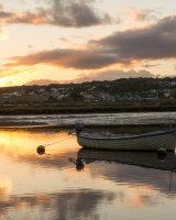 Axe Estuary Sunset 1