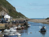 Axmouth Harbour (2), May 2012
