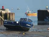 Low tide at Lyme Regis