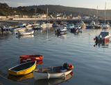 Lyme Regis harbour, March 2012