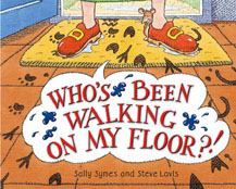 Who's Been Walking?