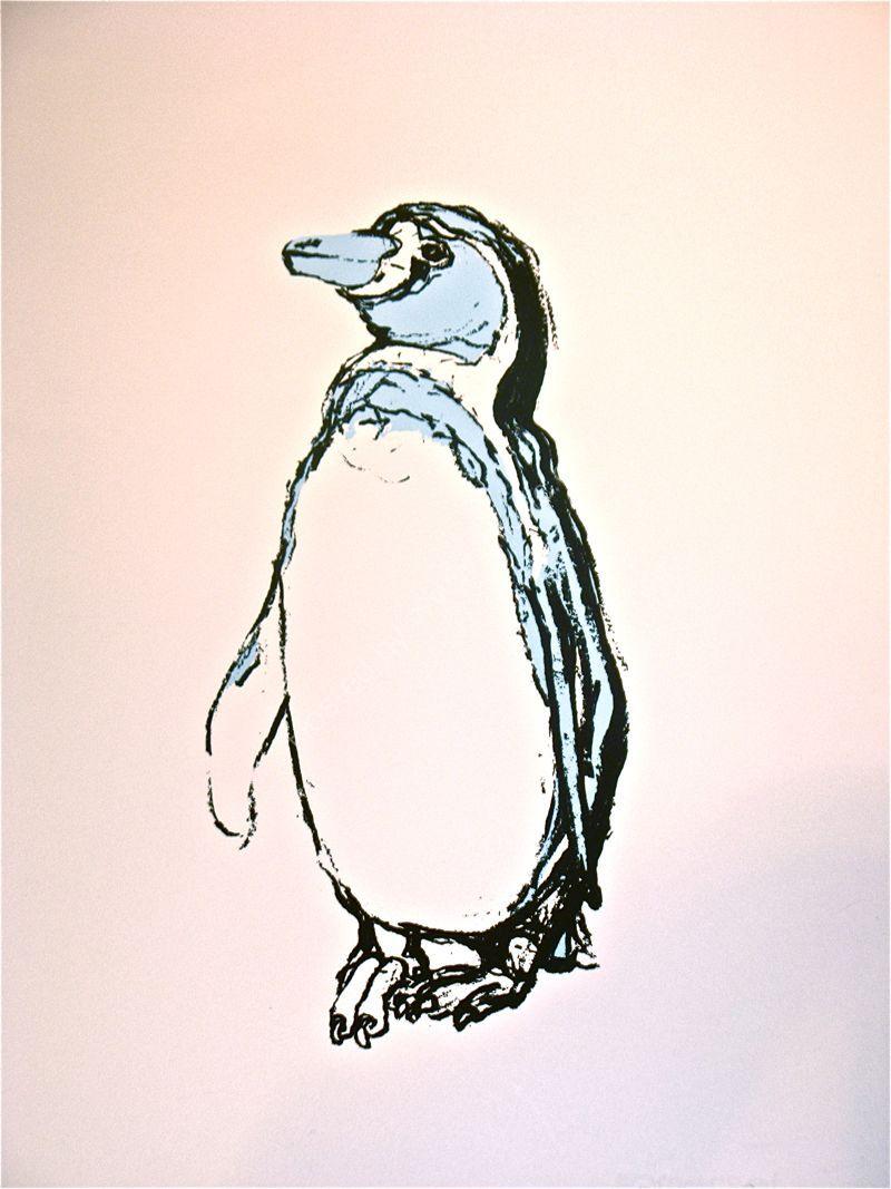 Banded Penguin
