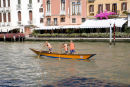 Old racers in Venice