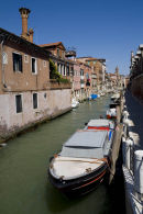 Canal view in Venice