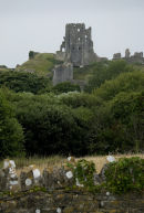 UK42 Corfe Castle 3