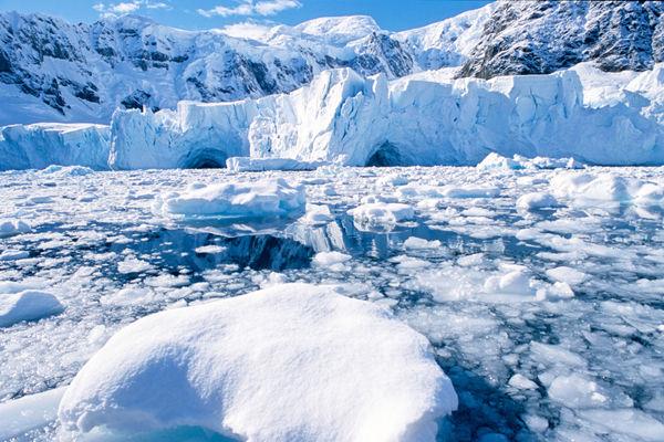 Glacial Brash