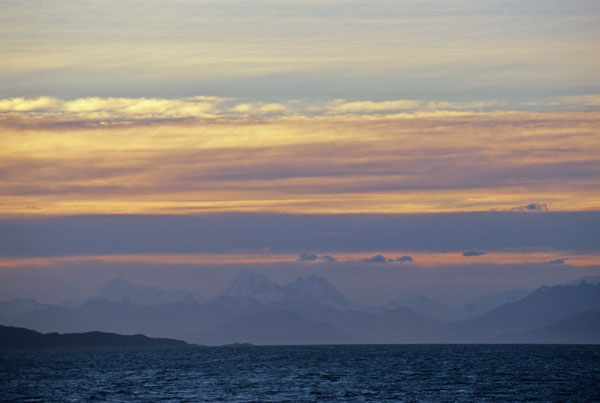 Beagle Channel Departure