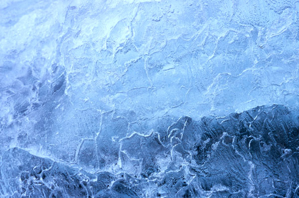 Ice Detail I