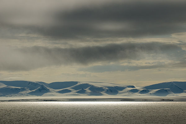 This is Svalbard