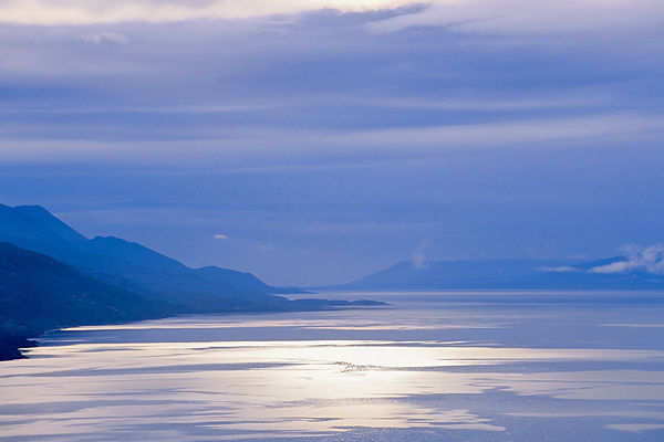 Beagle Channel Dawn