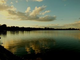 Hogganfield Sunset