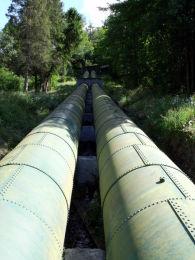 New Lanark Pipes