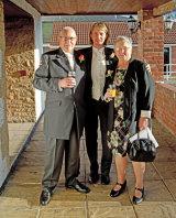 Grandson & Grandparents