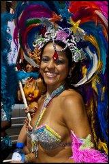 Brazil Carnival Dancer 2