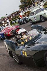 Goodwood Revival Start Line