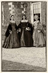 Henry VIII ladies in waiting