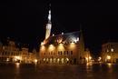 Town Hall Square, Tallinn.