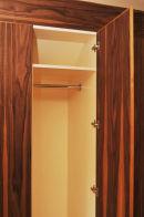 Walnut doors